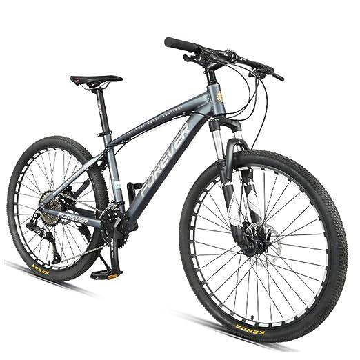 NENGGE 36 Velocidades Bicicleta Montaña, 26 Pulgadas Doble Freno ...