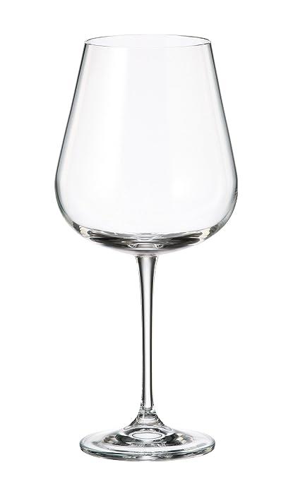 Supply Set 30 Bohemia Czech Republic Crystal Stemmed Glasses Traveling Other Bohemian/czech Art Glass