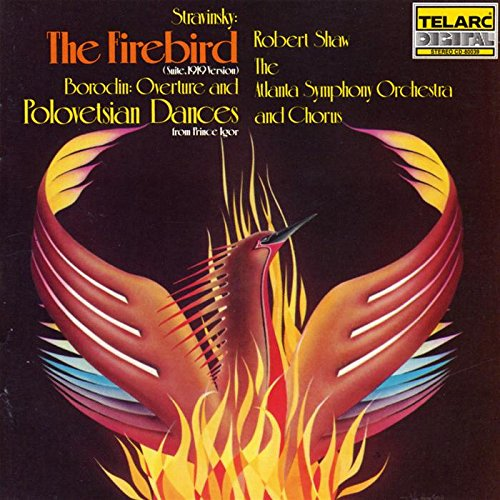 Stravinsky: The Firebird/Borodin: Music from Prince Igor