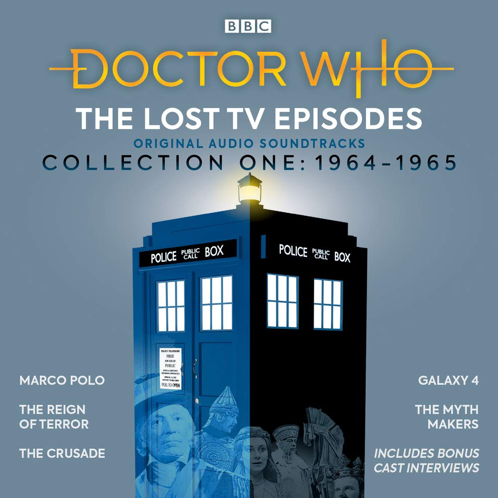 Doctor Who: The Lost TV Episodes Collection One 1964-1965 ...