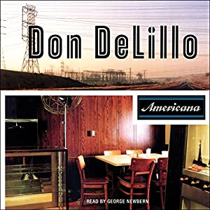 Americana Audiobook