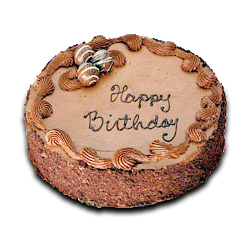 Amazing Signature Chocolate Truffle Birthday Cake Us Delivery Amazon Personalised Birthday Cards Veneteletsinfo