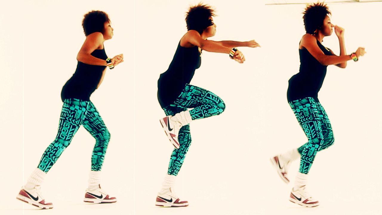 How to Do the Running Man Hip-Hop Dance