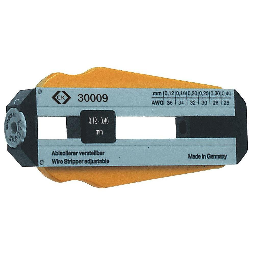 C. K Tools 330009 Wire Stripper Size 1 Range 36 to 26 AWG by C.K. TOOLS