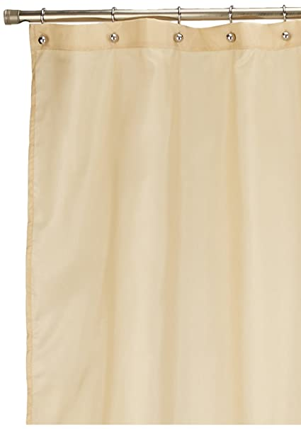 Lush Decor Mia Shower Curtain 72 By Inch Wheat Taupe