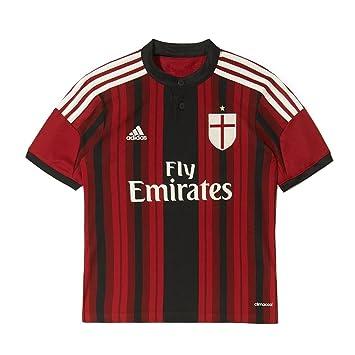 finest selection 44a4a 271e7 AC Milan maillot accueil en 2015, 140