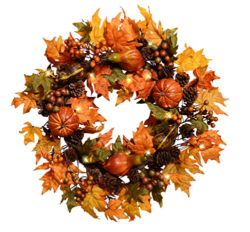 Fall Wreath - 9