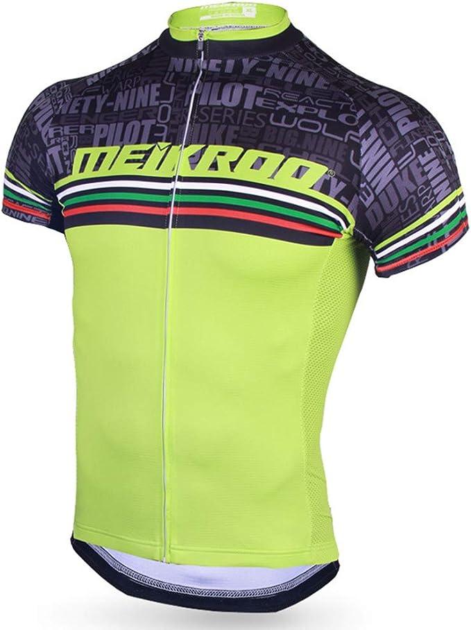 Saplnu Camisetas de Ciclismo para Hombre Tops, Camisetas de ...