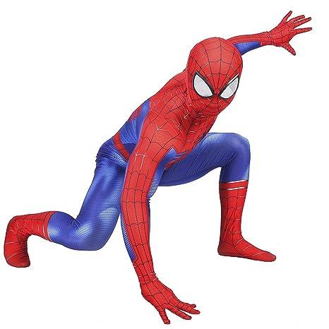 KOUYNHK Traje De Cosplay De Spiderman Ps4 Traje Juego Ps4 ...