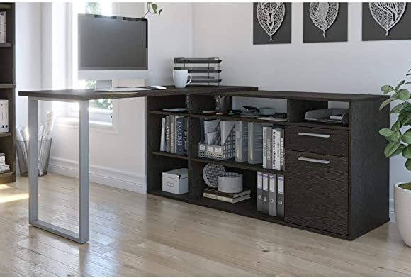 Bestar L Shape Desk