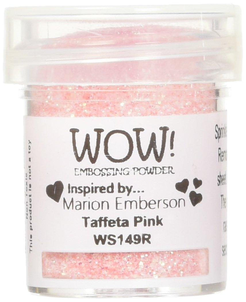Wow Embossing Powder WS149R 15ml-Taffeta Pink