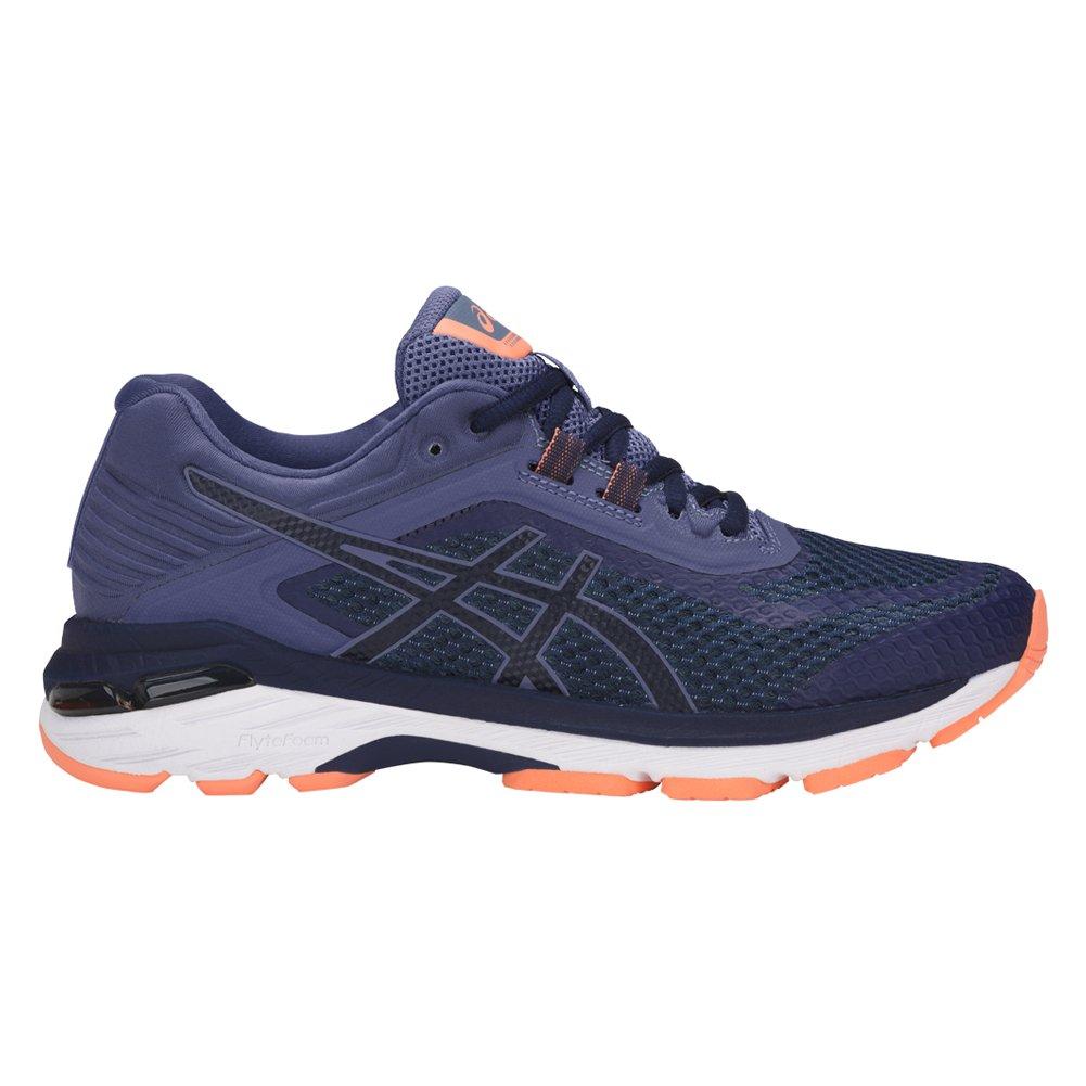 ASICS Women's GT-2000 6 Running Shoe B071P8PQCV 6 D US|Indigo Blue/Indigo Blue/Smoke Blue