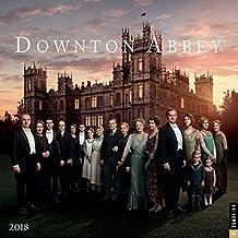 Downton Abbey 2018 Wall Calendar