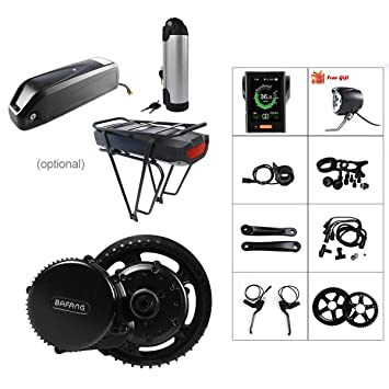 Amazon.com: BAFANG BBS02B Kit de motor de conversión para ...