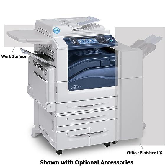 Amazon.com: Xerox WorkCentre 7855i tabloid-size Digital ...