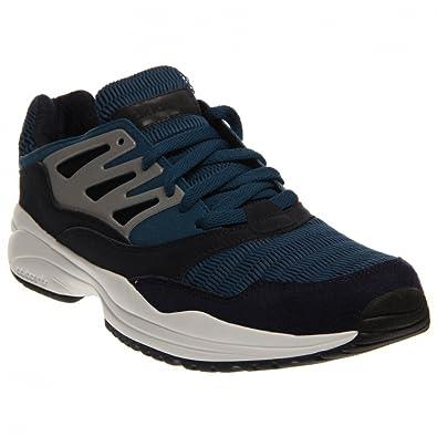 Adidas Torsion Allegra Shoes Ink Silver Blue (8)