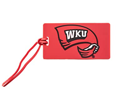 Collegiate Pulse Western Kentucky Hilltoppers NCAA PVC Luggage TAG
