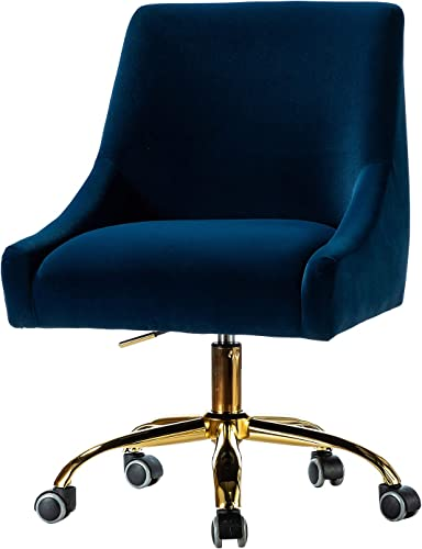 Velvet Home Office Task Chair