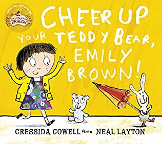 book cover of Cheer Up Your Teddy Emily Brown