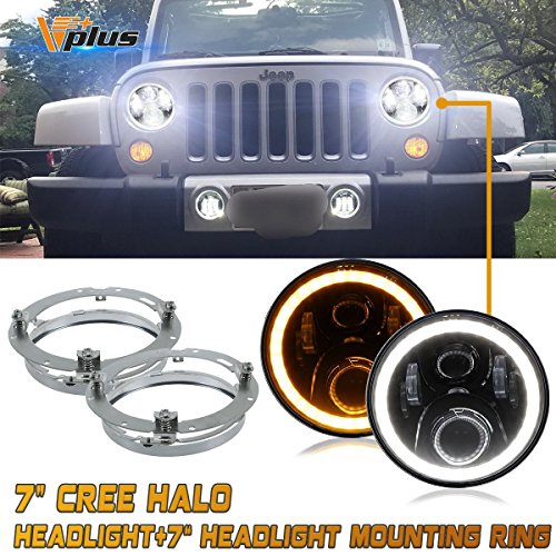 hummer h3 angel eyes - 2