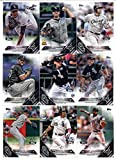 2016 Topps 65th Anniversary Baseball Chicago White Sox Team Set of 19 Cards: Trayce Thompson(#61), John Danks(#70), Alexei Ramirez(#80), Melky Cabrera(#121), Adam LaRoche(#130), Chris Sale(#159), Adam Eaton(#164), Jose Abreu(#172), David Robertson(#233), Chicago White Sox(#293), Avisail Garcia(#354), Alex Avila(#521), Carlos Rodon(#542), Jose Quintana(#581), Zach Duke(#620), Tyler Saladino(#622), Dioner Navarro(#650), Jake Petricka(#662), Nate Jones(#678)