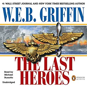 The Last Heroes Audiobook