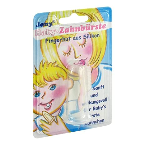 Baby de cepillo de dientes Dedal, 1 St