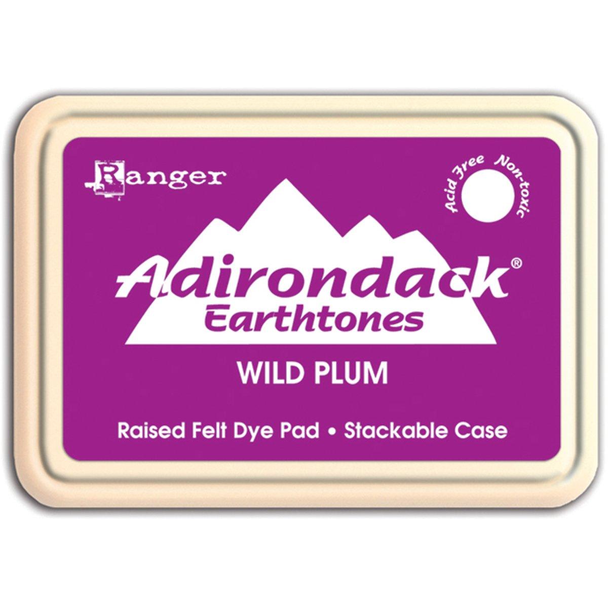 Ranger Wild Wild Wild Pflaume Adirondack-Stempelkissen, lilat B001JFQPMM       Up-to-date-styling  92ec31