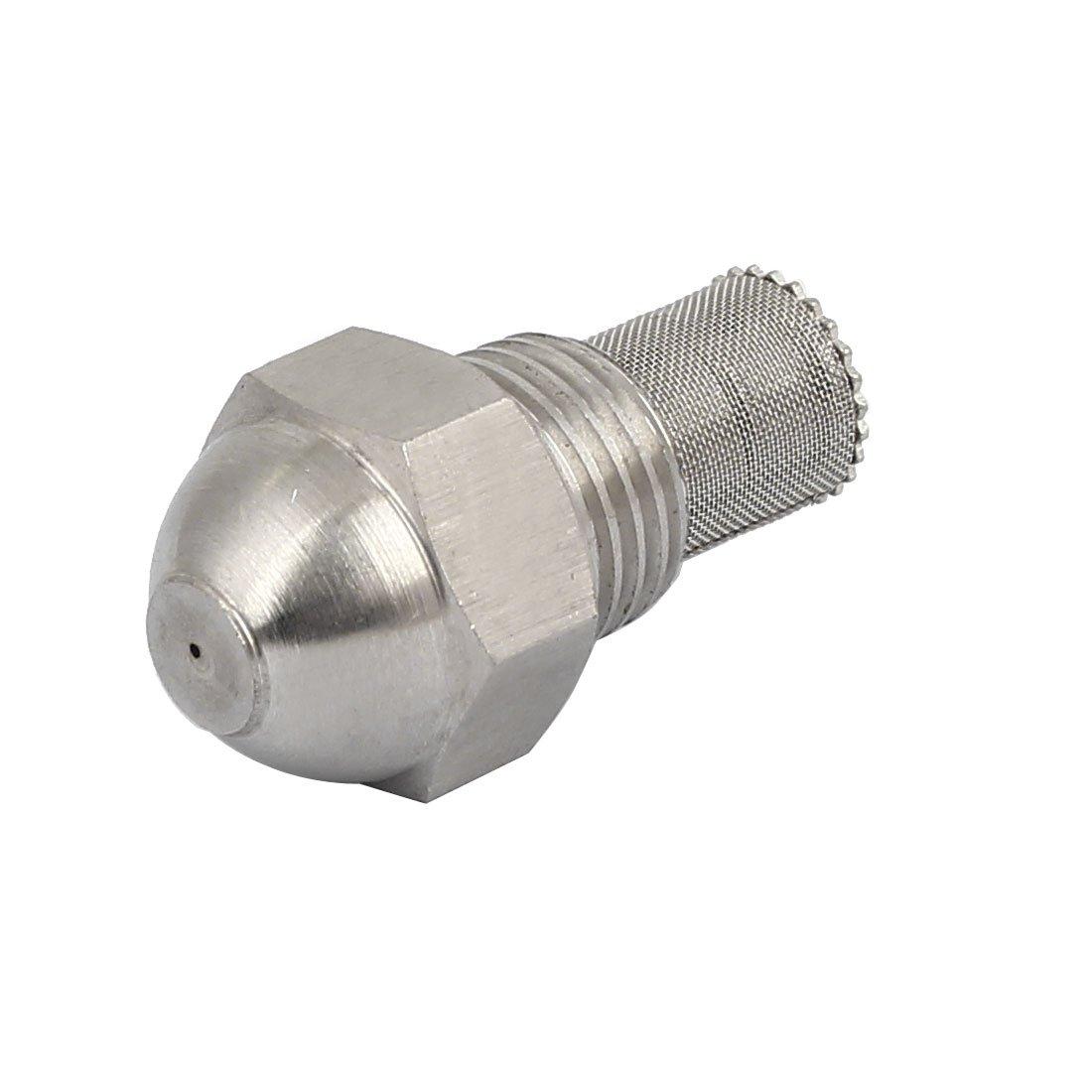sourcingmap 1/4BSP 0, 6mm Dia acier Inox 304 vaporisation buse fine brume