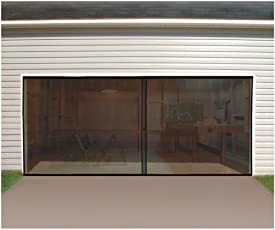 Double Garage Door Screen   16ft. X 7ft.