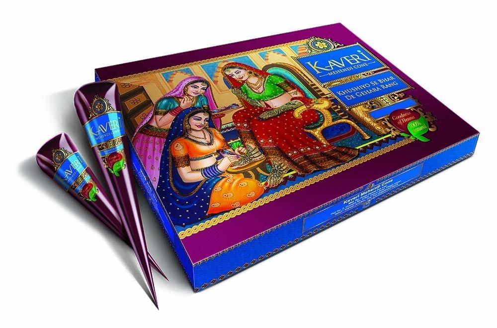 Kaveri Mehandi Cone product image