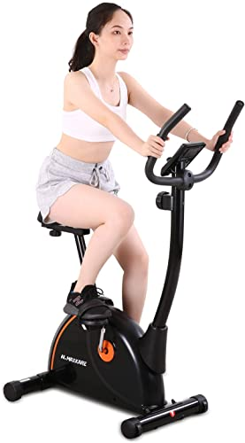 MaxKare Upright Exercise Bike Stationary Bike