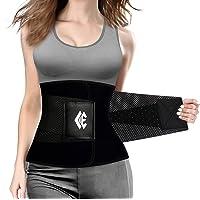 Waist Trainer Women - Waist Cincher Trimmer - Slimming Body Shaper Belt - Sport...