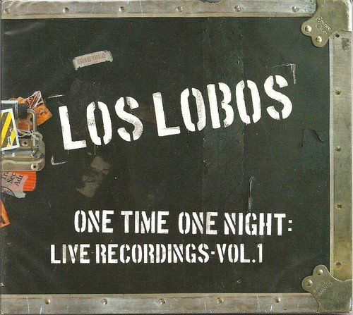 One Time One Night: Live Recordings 1 by Los Lobos Records (Image #2)