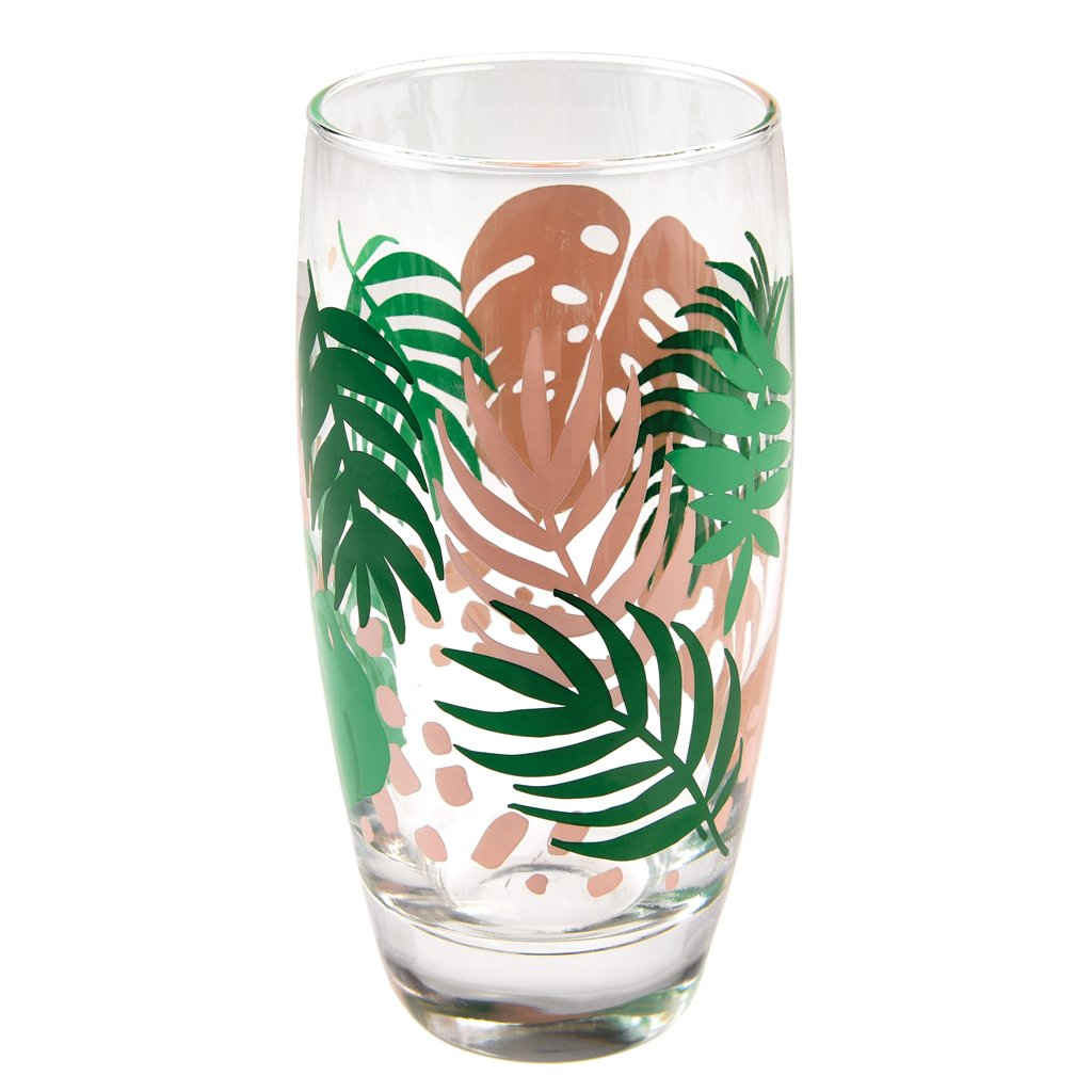 Astrid Flower Drinking Glass Rex International Ltd