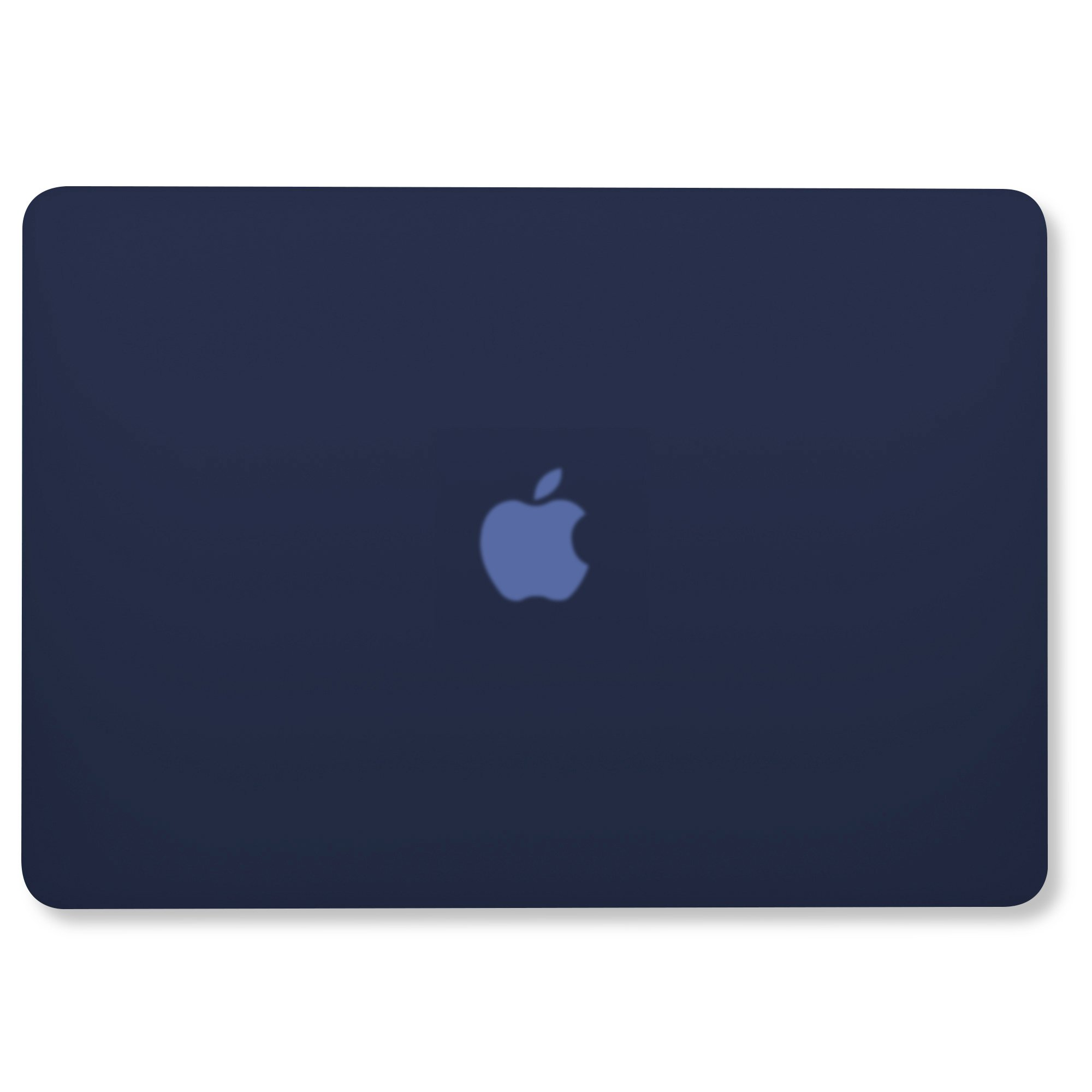 GMYLE 2 in 1 Bundle Soft-Touch Frosted Hard Case for Macbook Air 13 inch (Model: A1369/A1466) and 13-13.3 inch Water Repellent Laptop Sleeve with Handle and Pocket - Navy Blue by GMYLE (Image #7)