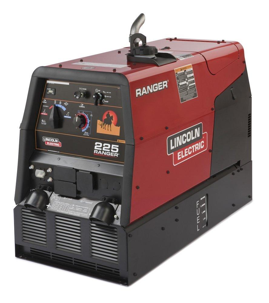 Lincoln Electric, K2857-1, Engine Driven Welder, Ranger 225