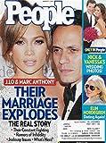 Jennifer Lopez & Marc Anthony l Elin Nordegren l Nick Lachey & Vanessa Minnillo - August 1, 2011 People Magazine