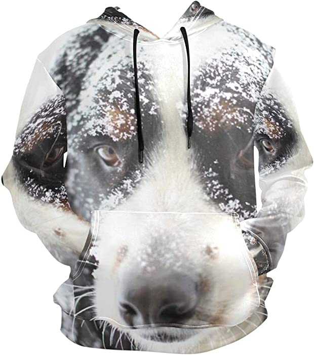 e98f746d9b69 amazon com cococm christmas bernese mountain dog hoodie hoodedamazon com  cococm christmas bernese mountain dog hoodie