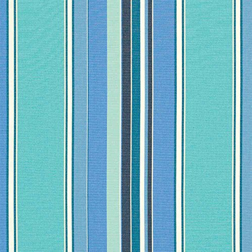 (Sunbrella Stripes Dolce Oasis Fabric By The Yard)