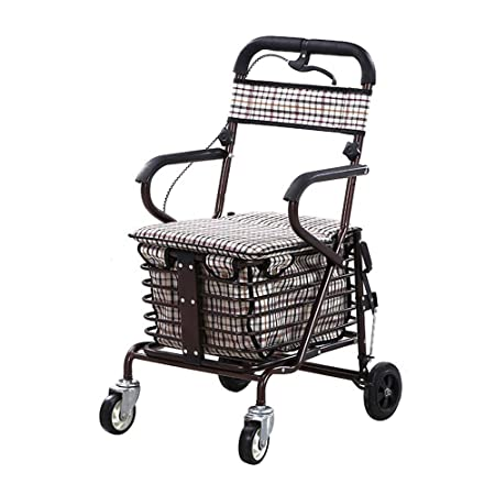 Bseack_store Andador,Sentado Y Empujando Altura Ajustable ...
