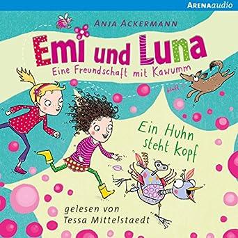 Amazon.com: Emi und Luna. Eine Freundschaft mit Kawumm: Ein Huhn steht kopf (Audible Audio