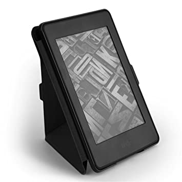 Funda protectora para Kindle (piel sintética, ultrafina ...
