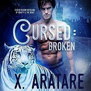 Cursed: Broken Audiobook