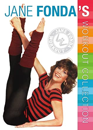 db4673e7b72 Amazon.com: Jane Fonda's Workout Collection: Jane Fonda, Sid Galanty, Steve  Binder, Frank Kovacs: Movies & TV