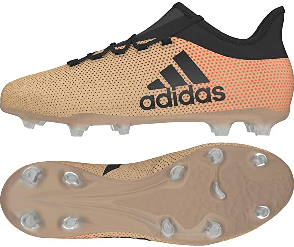 adidas X 17.2 FG, Chaussures de Football Homme: