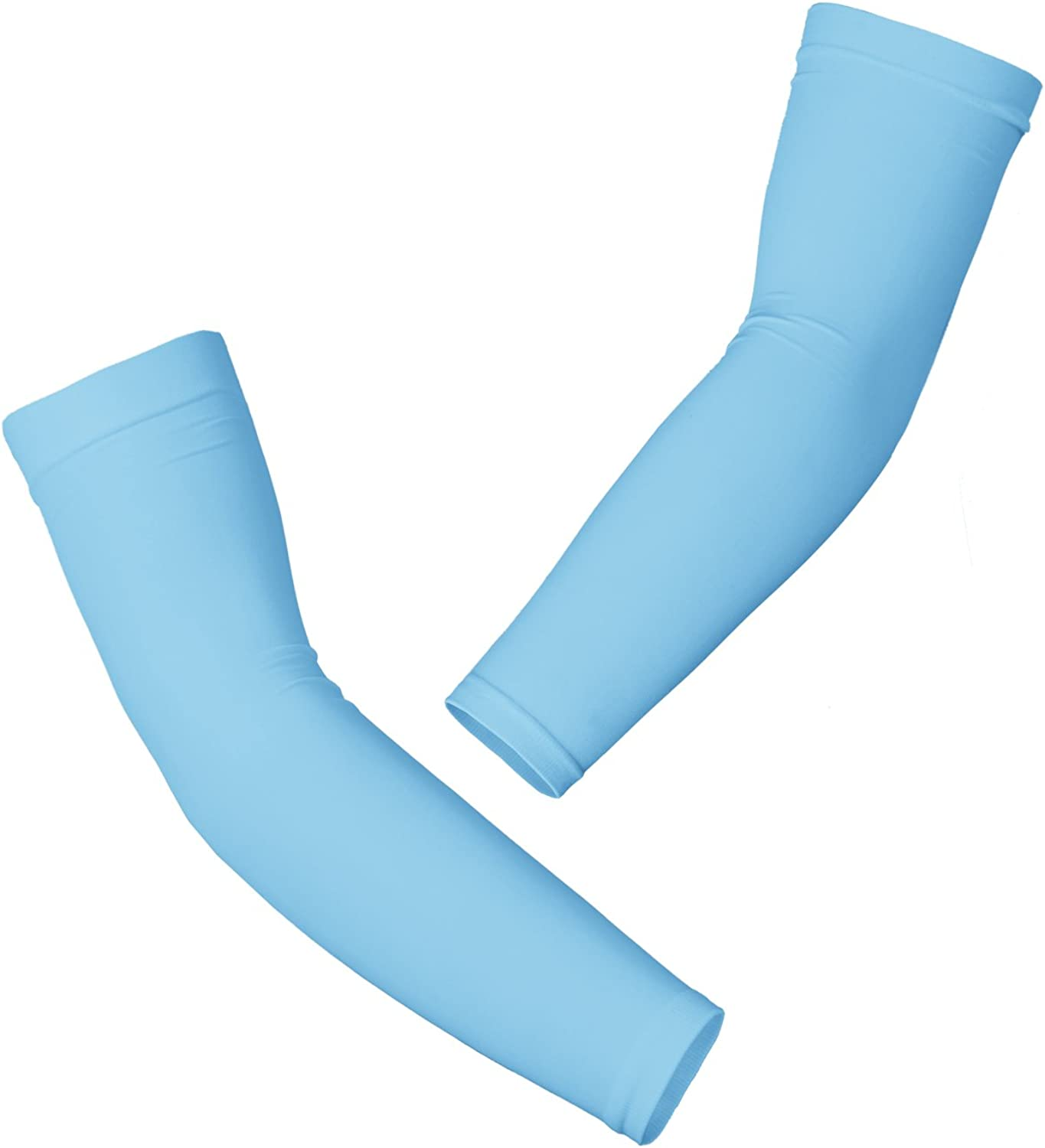 H2H SPORT UV Cover Protection Arm Sleeves Cycling Armwarmers Compression Sleeves