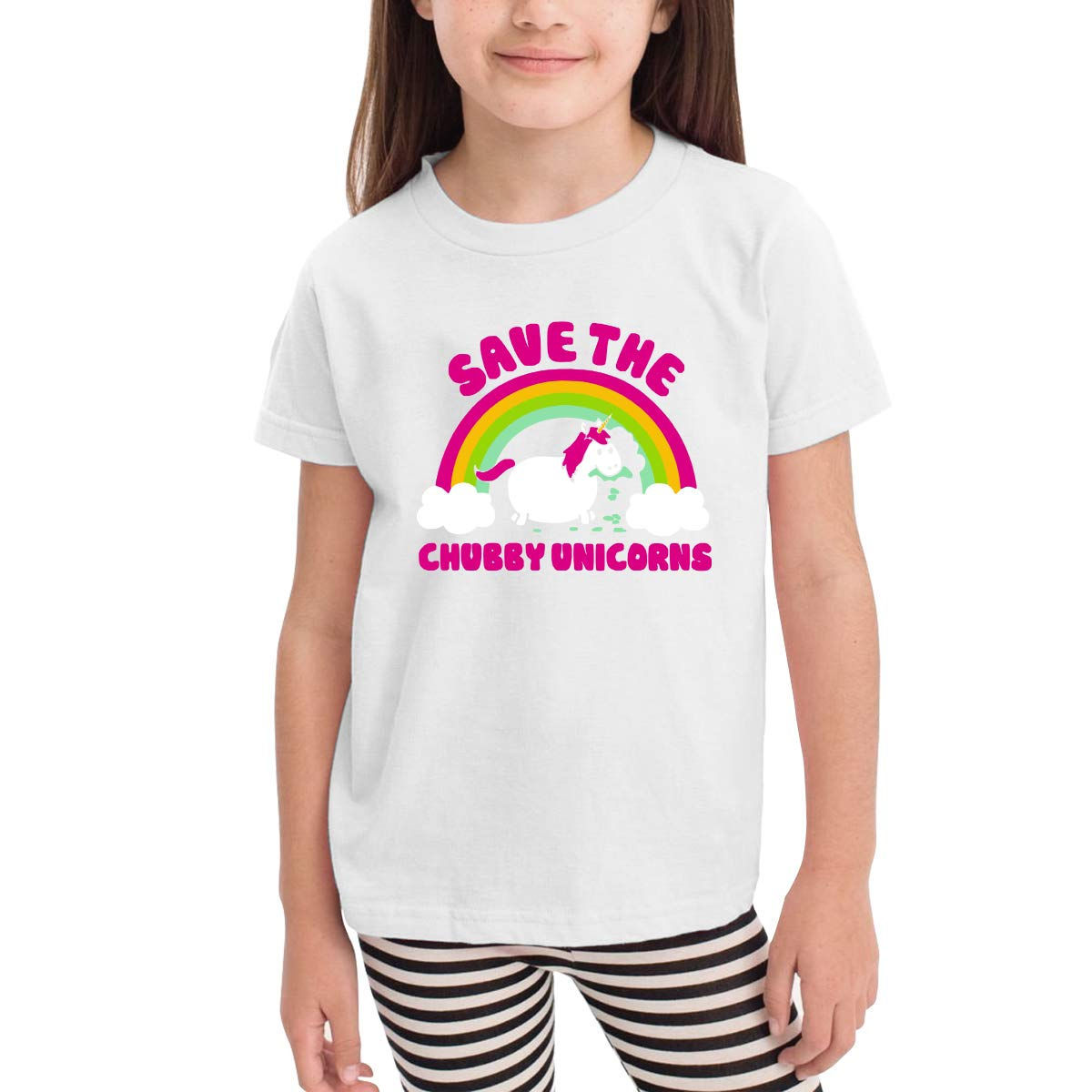 Cami Save The Chubby Unicorns Best Gift Idea Toddler Infant Kids T-Shirt
