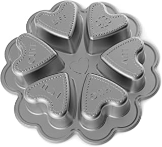 product image for Nordic Ware Seasonal Collection Conversational Heart Pan