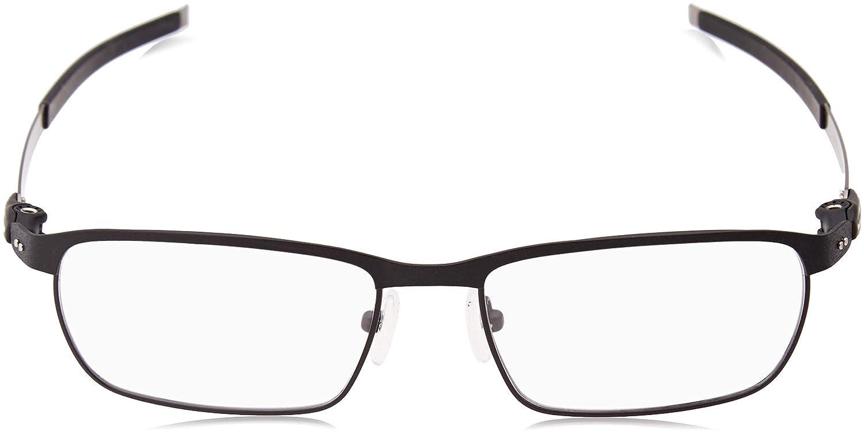 50290cad9dc Amazon.com  Oakley Tincup OX3184-0252 Eyeglasses Powder Pewter 52  Shoes